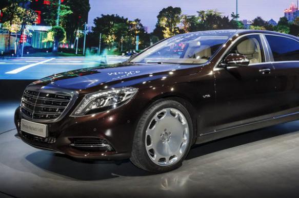 Автоэксперты составили рейтинг самых популярных люксовых авто в России