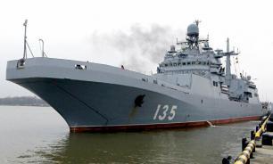 В России появятся военные корабли, не имеющие аналогов в мире