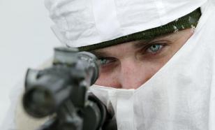 Глаз как у орла: снайперы ЗВО поражают мишень на дальности 800 метров