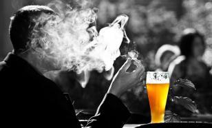 Пассивное курение повышает риск развития рака