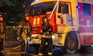 Число пострадавших при пожаре в московской гостинице растёт
