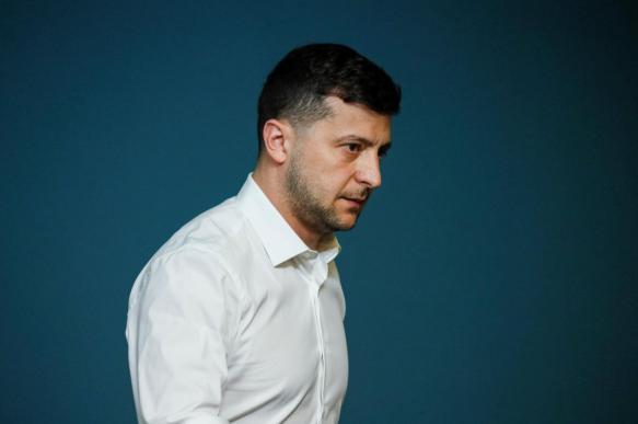 Зеленский разозлился из-за вопроса о Медведчуке в ходе брифинга