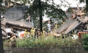 В бельгийском Антверпене взрыв уничтожил 3 частных дома