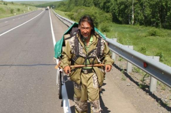 Как поход шамана спровоцировал митинг