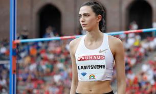 Ласицкене поборется за звание лучшей легкоатлетки года
