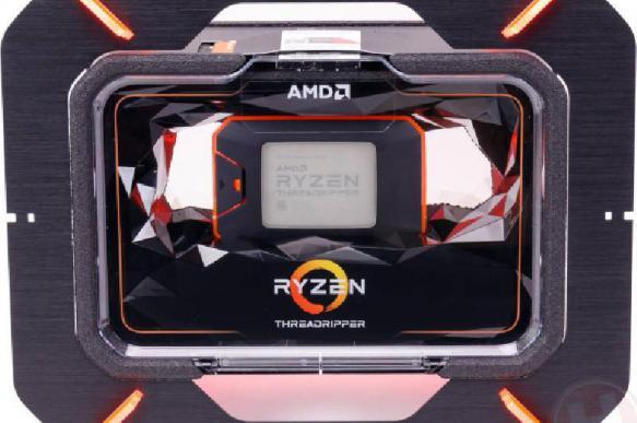 AMD разработала первый в мире 64-ядерный процессор для ПК
