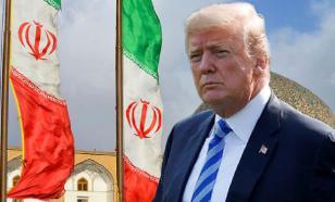 Иран запрещает Трампу позорить персидский язык