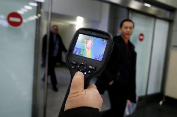 Пассажирам Московского метрополитена измеряют температуру