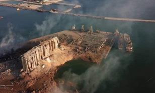 Турция готова восстановить порт в Бейруте