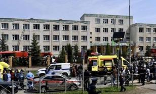 """Спасшийся ученик 8 """"А"""" из казанской школы рассказал о нападении"""