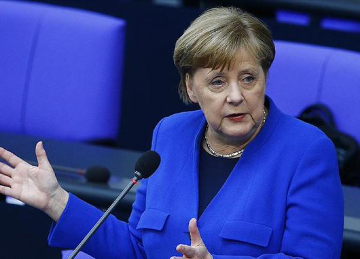 Хорошенько подумала: Ангела Меркель заявила, что она феминистка