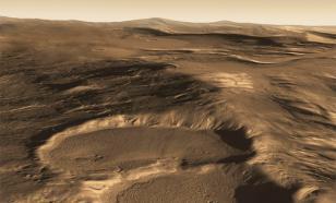 Ученые показали дожди на Марсе