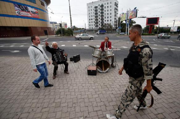 Донбассу украинские выборы не помеха