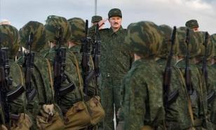 Президентство Лукашенко спасет армия Белоруссии