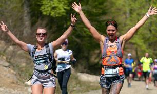 """Фестиваль бега Rosa Run состоится в октябре на """"Розе Хутор"""""""