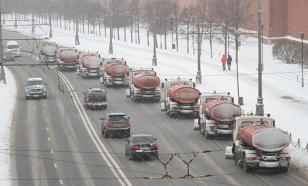В уборке снега на юго-востоке Москвы задействованы пять тысяч человек