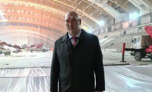 "Валуев о запрете BLM на Олимпиаде: ""МОК и так в политике по самые уши"""