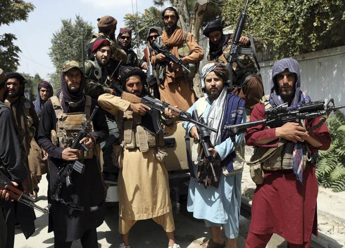 """Талибан""* заявил о полном захвате Панджшера"