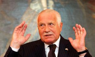 Экс-президент Чехии: Неспособность извлекать уроки из прошлого - большая угроза миру