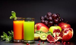 В Роскачестве рассказали о вреде свежевыжатых соков