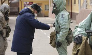 В Ивановском соединении ВДВ прошли занятия со специалистами РХБ защиты