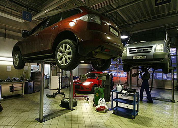 Автомобильный эксперт: пунктам техосмотра проводить ТО невыгодно