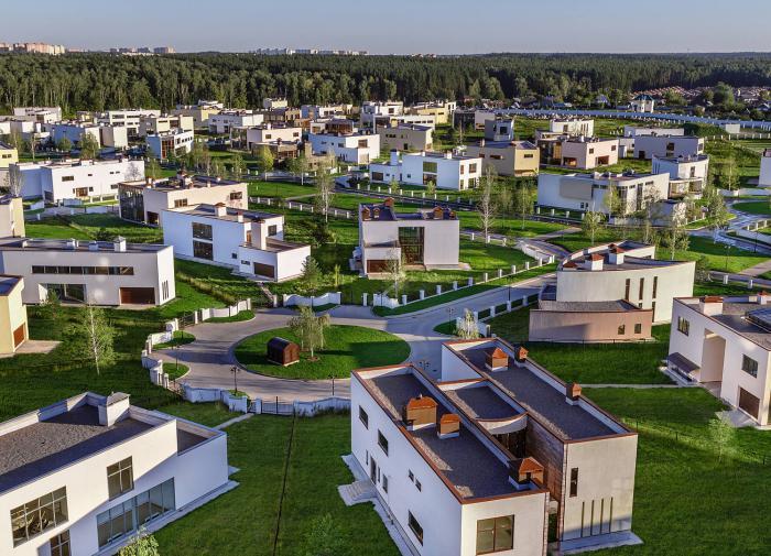 """Березки River Village"" — номинант премии ""Поселок года 2021"""