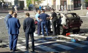 """Свидетель: После взрыва Шеремет крикнул """"Помогите!"""""""
