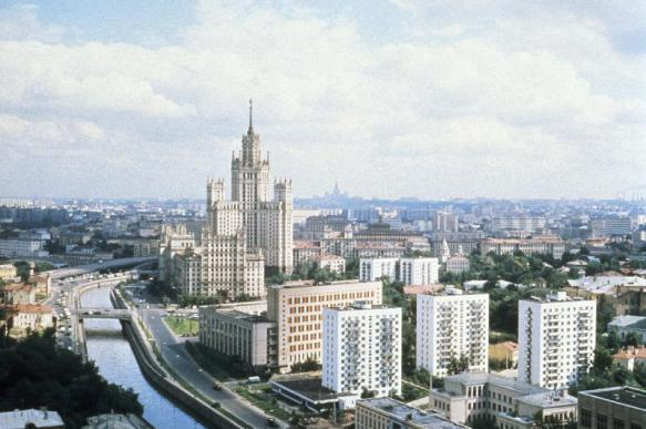 Жилье на набережных Москвы-реки стоит на треть дороже
