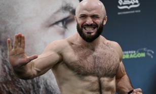 Исмаилов рассказал о причинах драки с Минеевым