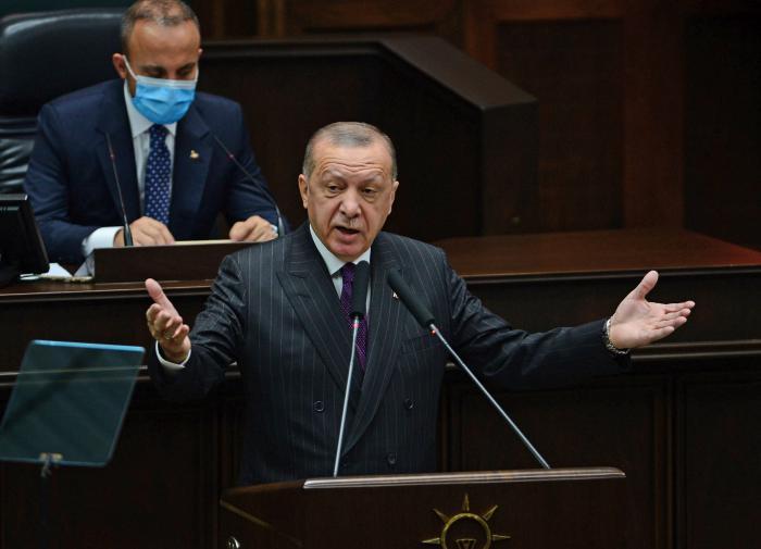 """Эрдоган разочаровался в Байдене и готов опять """"развернуться"""" к России"""