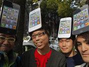Новый iPhone поступил в продажу.
