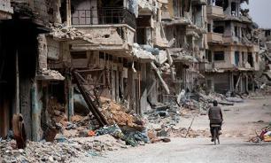 Ливию сожрали, Сирией подавились