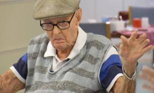 111-летний австралиец поделился секретом долгожительства