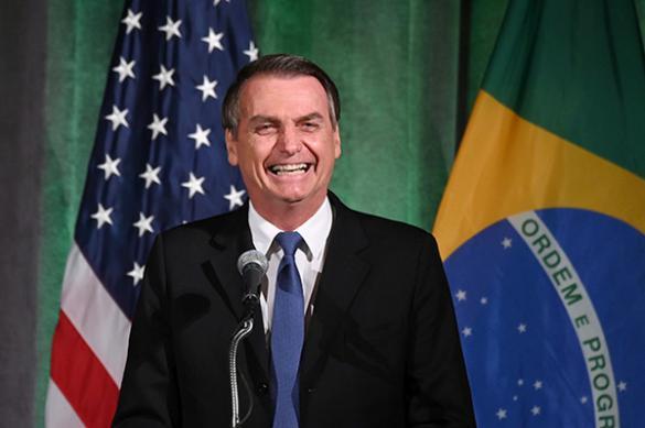 Охрана президента Бразилии заглушила переговоры судей на Кубке Америки