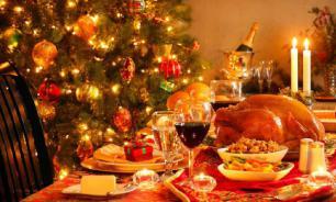 """Новогодний ужин """"по науке"""": рекомендации специалистов по питанию"""
