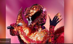 "Фанаты шоу ""Маска"" требуют сорвать маску со змеи"