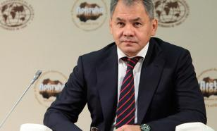 """""""Нельзя допускать"""": Шойгу заявил о """"глубокой работе против России"""" извне"""