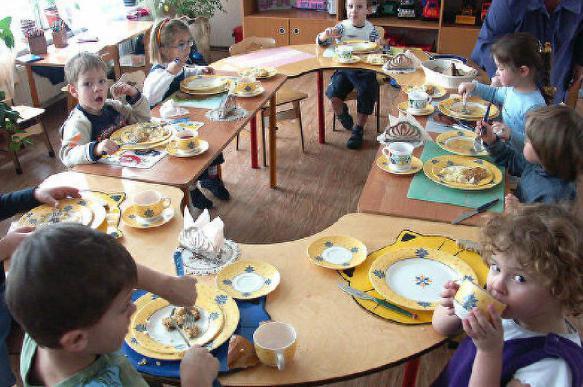 В 2020 году в России откроют 737 детских садов