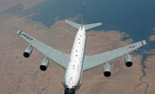Самолет-разведчик США намечал цели в Крыму и на Кубани