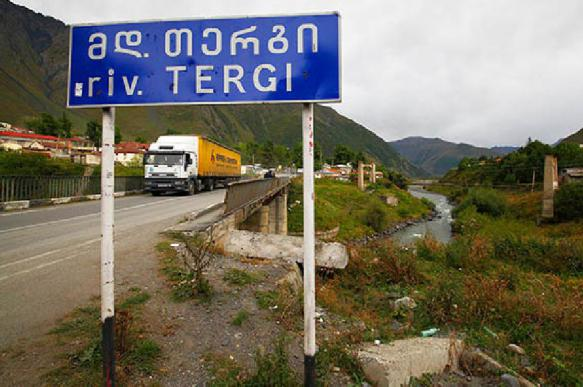Грузия готова признать Абхазию ради торговли с Россией?