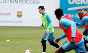 """Барселона"" отчиталась о рекордном доходе и нацелилась на миллиард"