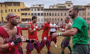 Флорентийский кальчо и страйкбол: спорт, заряжающий адреналином