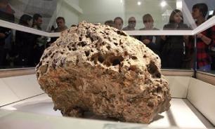 "Мистика: купол над челябинским метеоритом ""сам по себе поднялся"""