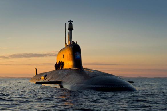 """В Китае назвали """"свирепым русским китом"""" подлодки проекта """"Ясень-М"""""""