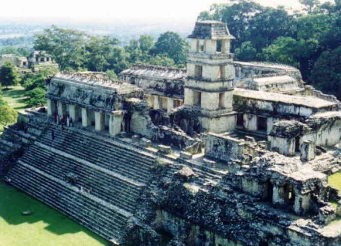 В древних резервуарах города Тикаля найдены токсичные загрязнения