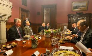 Лавров завершил переговоры с Биганом в Москве