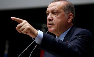 """Эрдоган """"разжигает"""" спор с Кипром: """"Там живут два разных народа"""""""