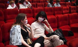 Россиян будут штрафовать за съёмку фильма в кинотеатре