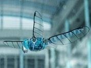Инженеры создали бионическую стрекозу